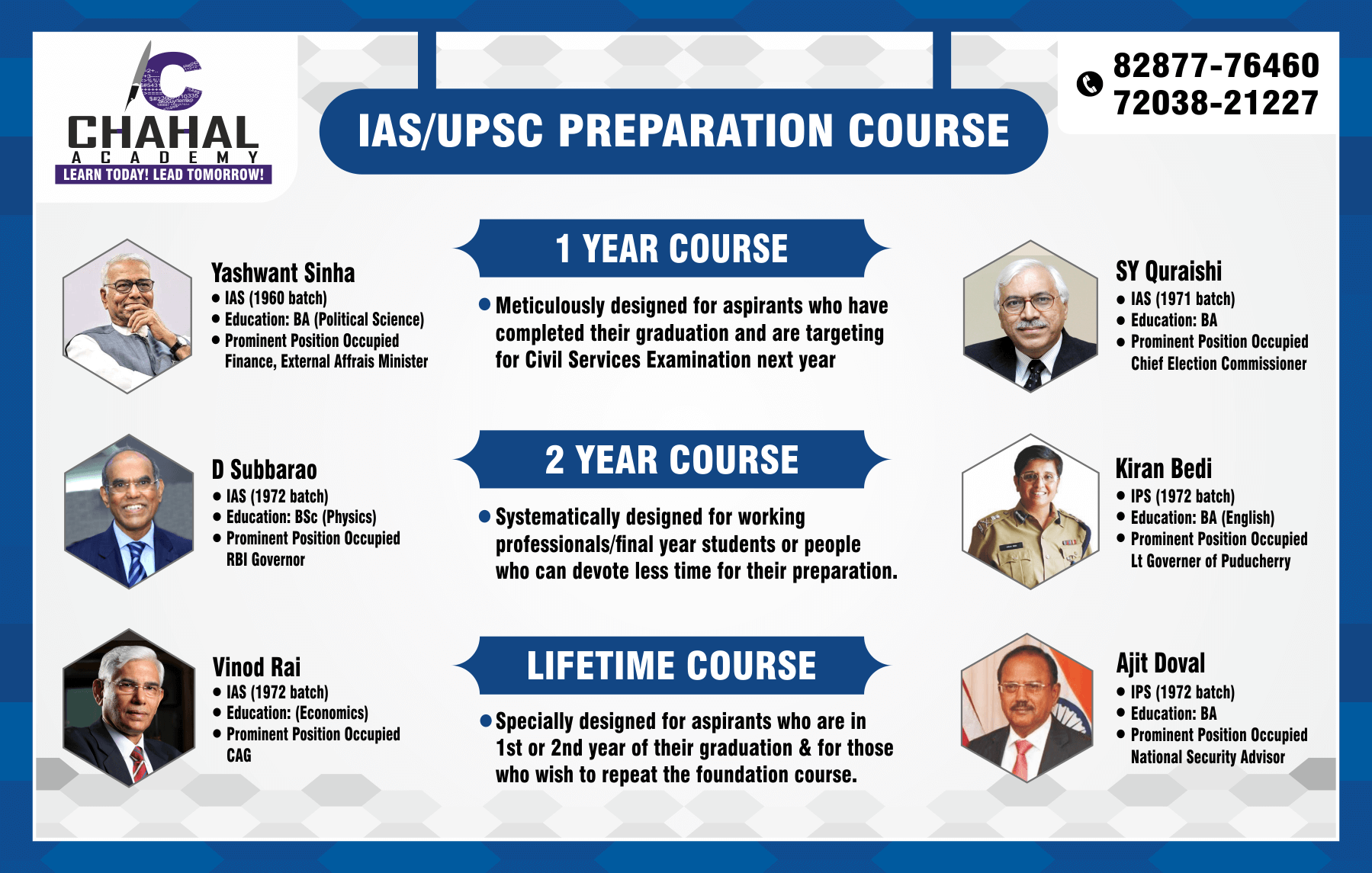 IAS/UPSC Upgraded Foundation Preparation Course